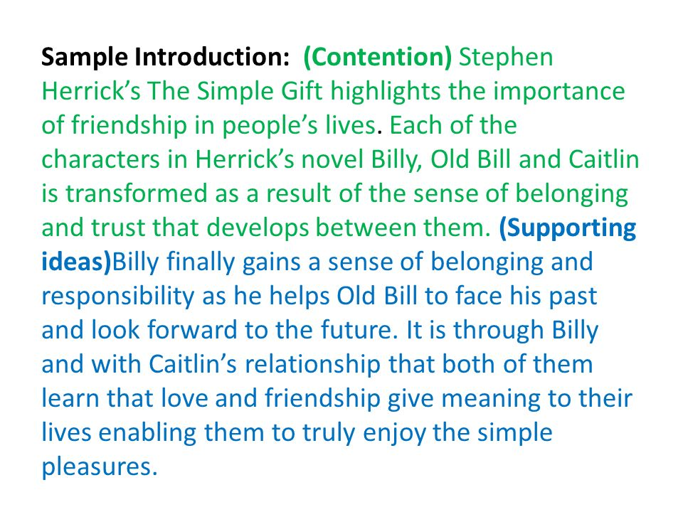 the simple gift barriers to belonging Simple gift on belonging - education essay example in steven herrick's novel 'the simple gift' we see various types of.