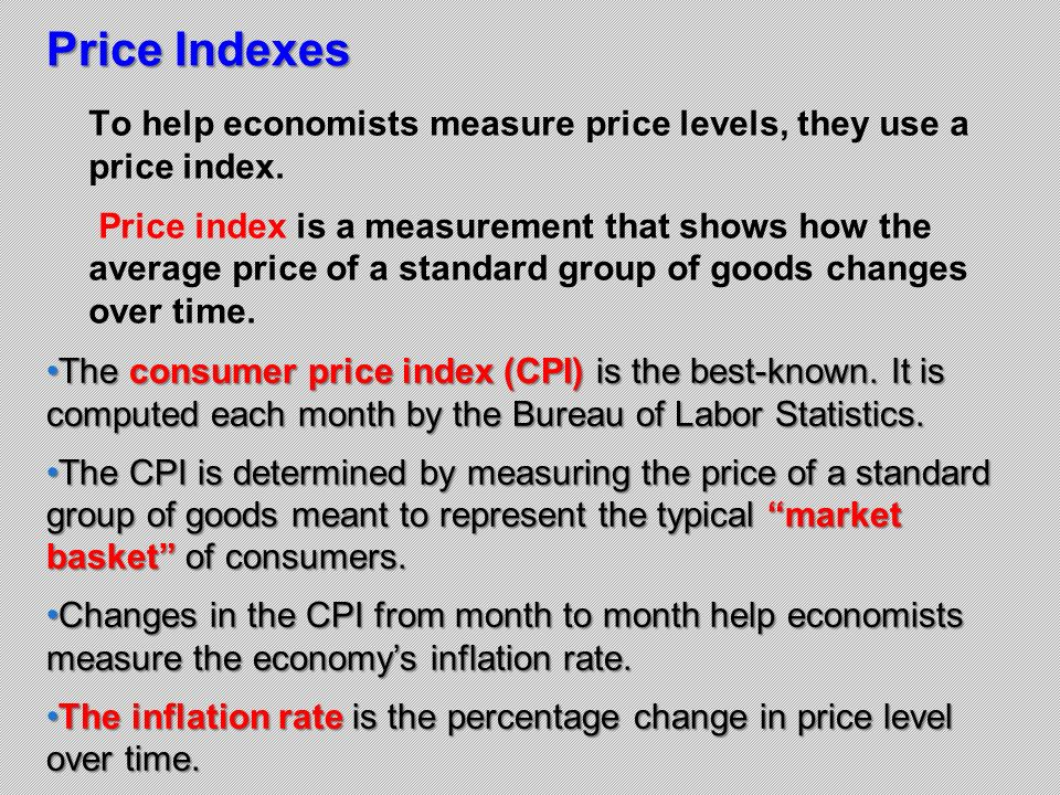 Chapter 13 section 1 unemployment ppt video online - Bureau of labor statistics consumer price index ...