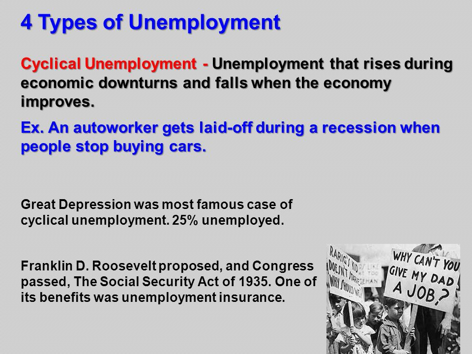 Chapter 13 Section 1 - Unemployment - ppt video online ...