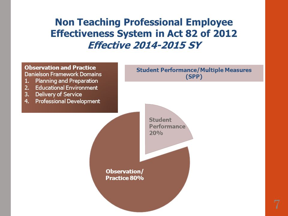 Non Teaching Professional Employee