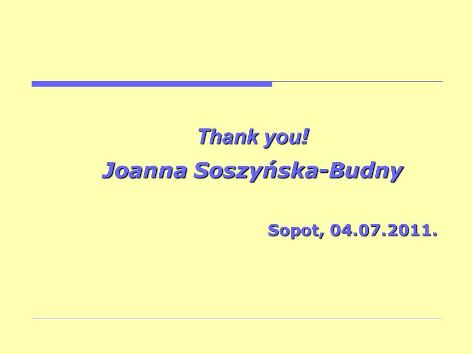Joanna Soszyńska-Budny
