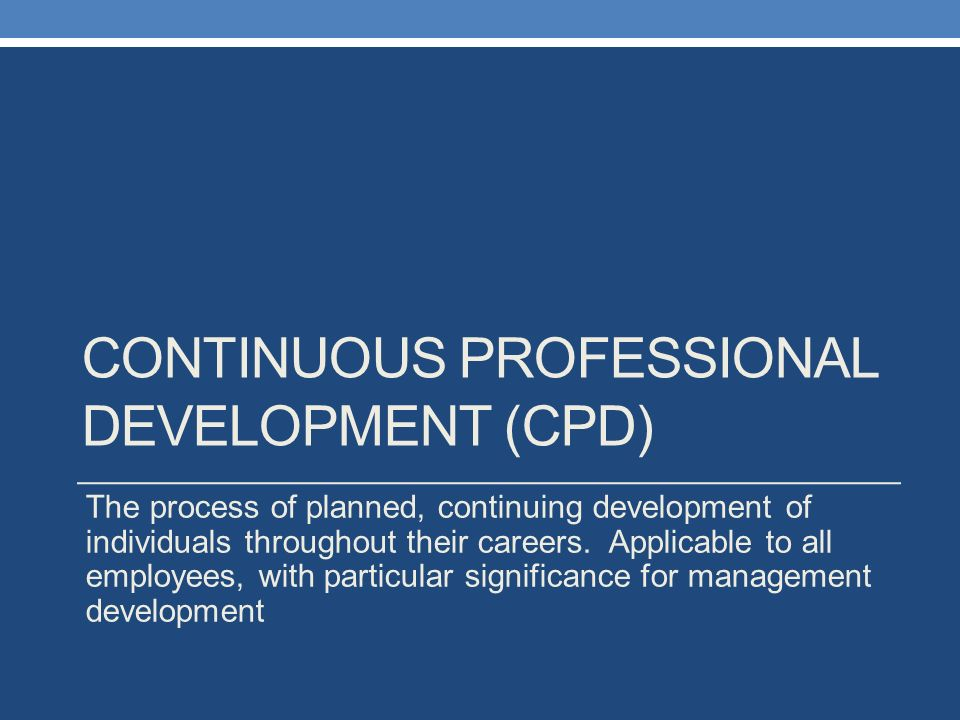 continuous professional development All continuing professional education cpe provider continuing approval update professional development take statewide professional development courses online.