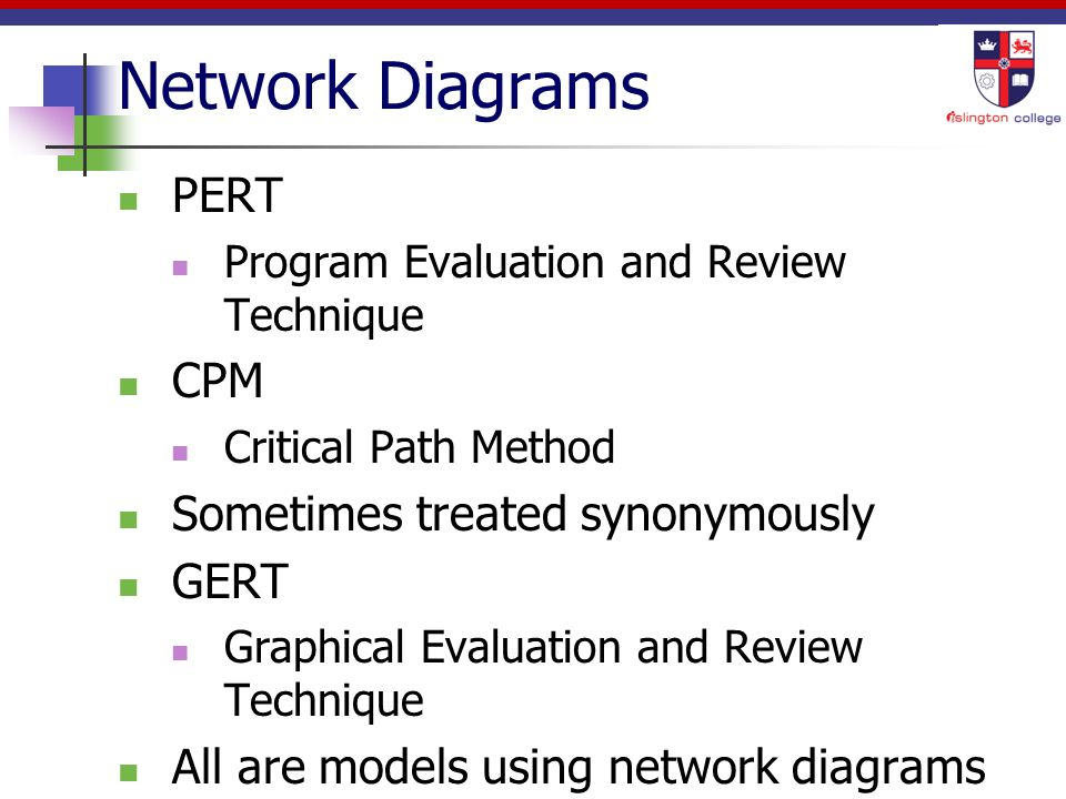 gert graphical evaluation and review This chapter focuses primarily on graphical evaluation and review technique (gert), one of the intriguing techniques used for network-based management it is a stochastic network technique.