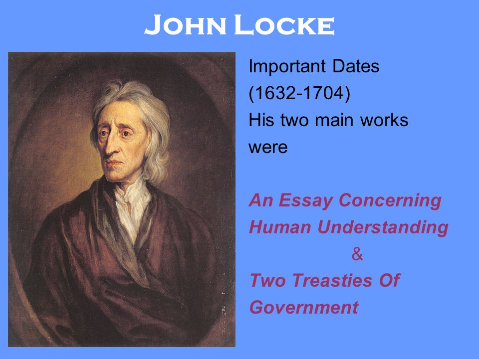 john locke essay concerning human understanding pdf An essay concerning human understanding, by john locke  other considerations concerning innate principles, both speculative and practical  //ebooksadelaide.
