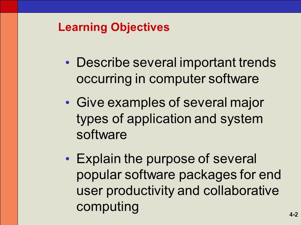 an analysis of the topic of the four major functions of an operating system in the computer software Watch video control system: the four-step  the major functions that a manager completes can be  four functions of management: planning, organizing, leading & controlling.