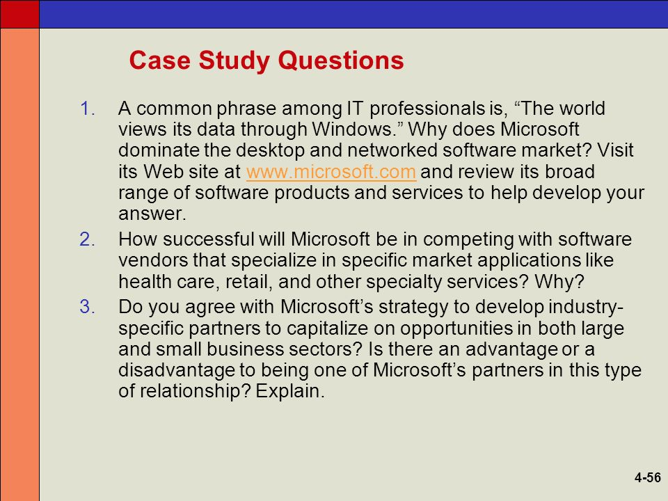 case questions essay Business school admissions committees love these mba essay questions  these students are not just about case studies and careers.