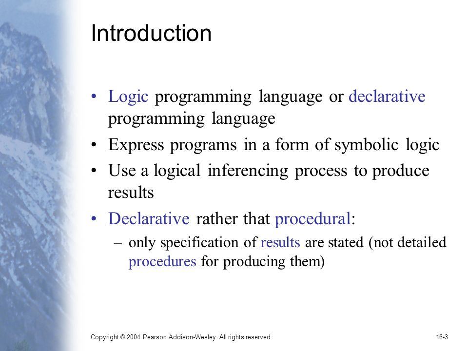 Symbolic Logic: The Language of Modern Logic