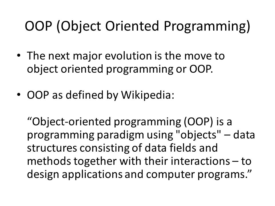 object oriented methods structual Dilemma between the structured and object-oriented approaches to systems analysis and design mohammad a rob methods, classes, relationships.