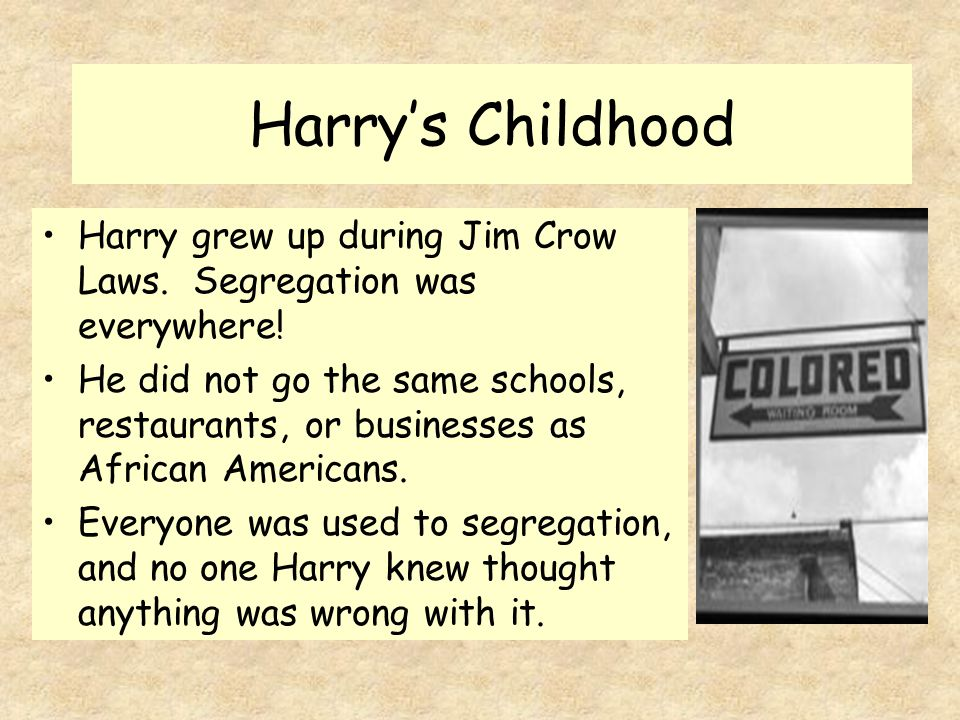 A Brief History of Jim Crow