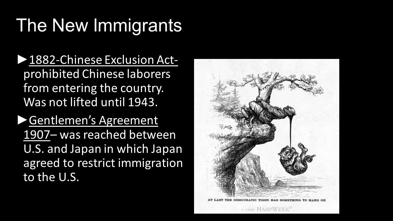 for the most part native born americans viewed the new immigrants as Join the conversation: do you think immigrants are more or less welcome today   this article is part of our archived do now activity series  the interests of  native-born or established inhabitants against those of immigrants  this could  alter the average american view on immigration by placing blame.
