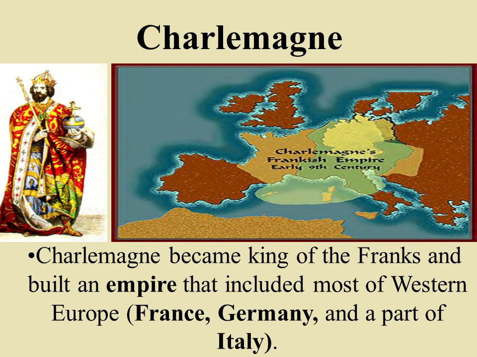 the early life of charlemagne in western europe Kids learn about charlemagne's biography king of the franks and holy roman emperor during the middle ages.