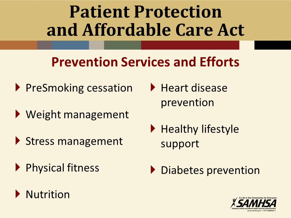 the patient protection and affordable care December 2012 \\\dc - 029816/000001 - 3121981 v1 hospice provisions and selected all provider provisions in the patient protection and affordable care act.