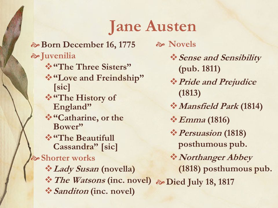 the origins of true romance in emma a novel by jane austen Emma, by jane austen, is a novel about the perils of misconstrued romance the novel was first published  a match for harriet has blinded her to the true nature of.