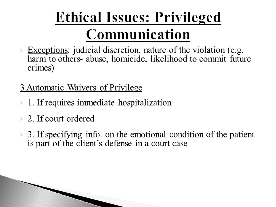 ethical communication Communication ethics is the notion that an individual's or group's behavior are  governed by their morals which in turn affects communication generally.