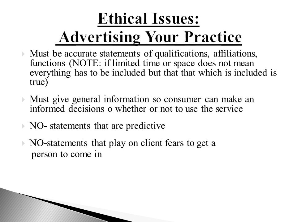 ethical use of sex in advertising Sex in advertising is the use of sex appeal in advertising to help sell a particular  product or  journal of legal, ethical and regulatory issues 91/2 (2006): 109+  jump up ^ chism, 1999 jump up ^ tom reichert (2002) sex in advertising.
