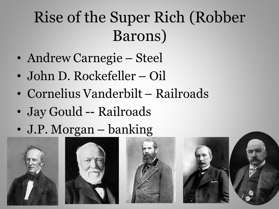 dbq essay on 1865 1900 era on robber barons or industrial satesmen Robber barons essay - commit your paper to us and we will do our best for you authentic researches at competitive prices available here will turn your education into delight put out a little time and money to get the report you could not even dream about.