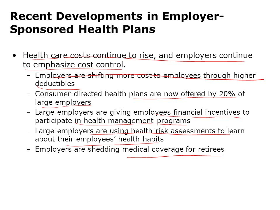 employer health coverage cost control Ten ways employers can control healthcare costs is now being covered at no cost to the employee 3 spousal coverage your employees about their health.
