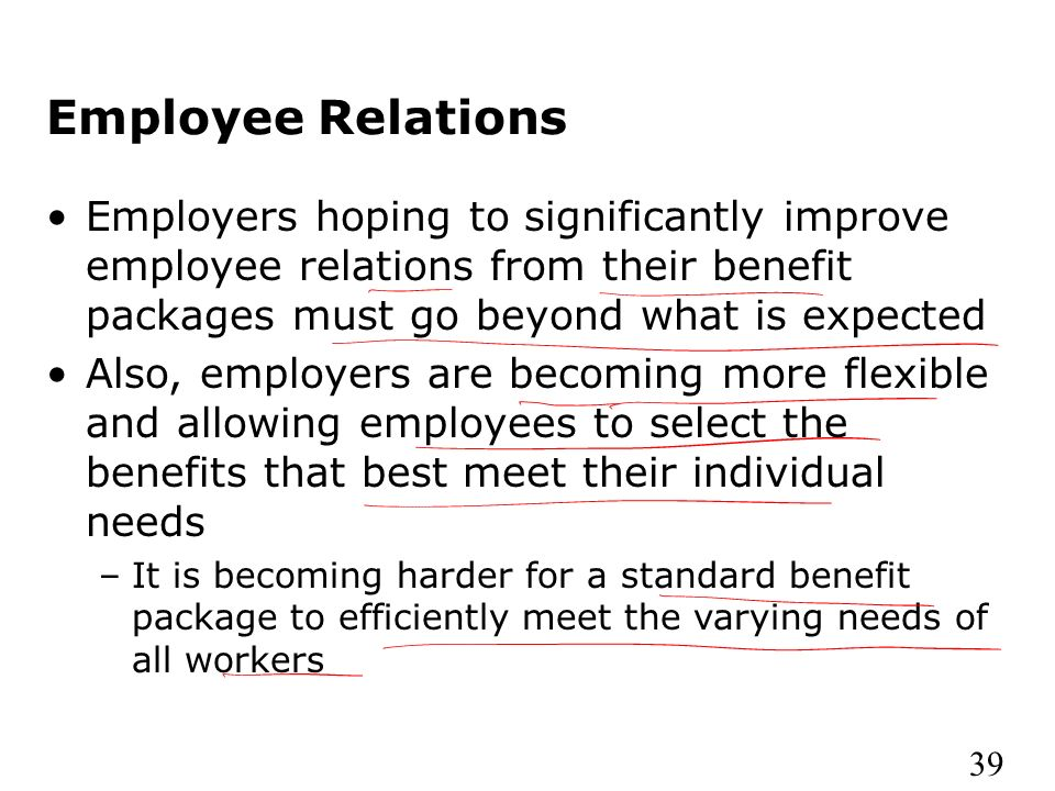 management of the employer employee relationship essay