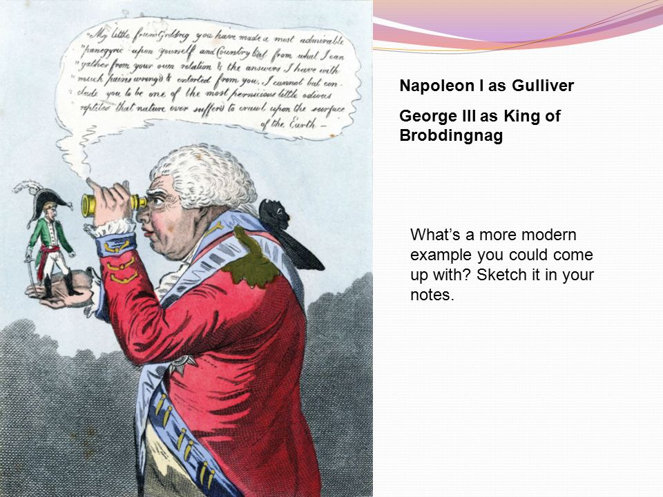 character sketch of gulliver Analysis and discussion of characters in jonathan swift's gulliver's travels.