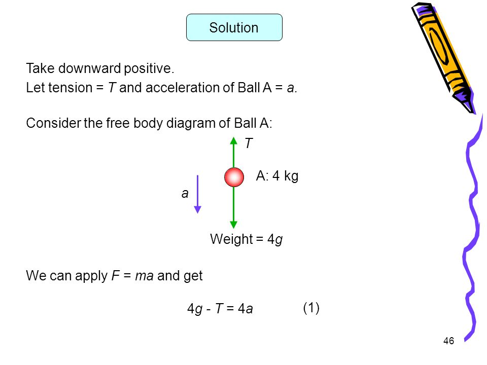 acceleration and ball