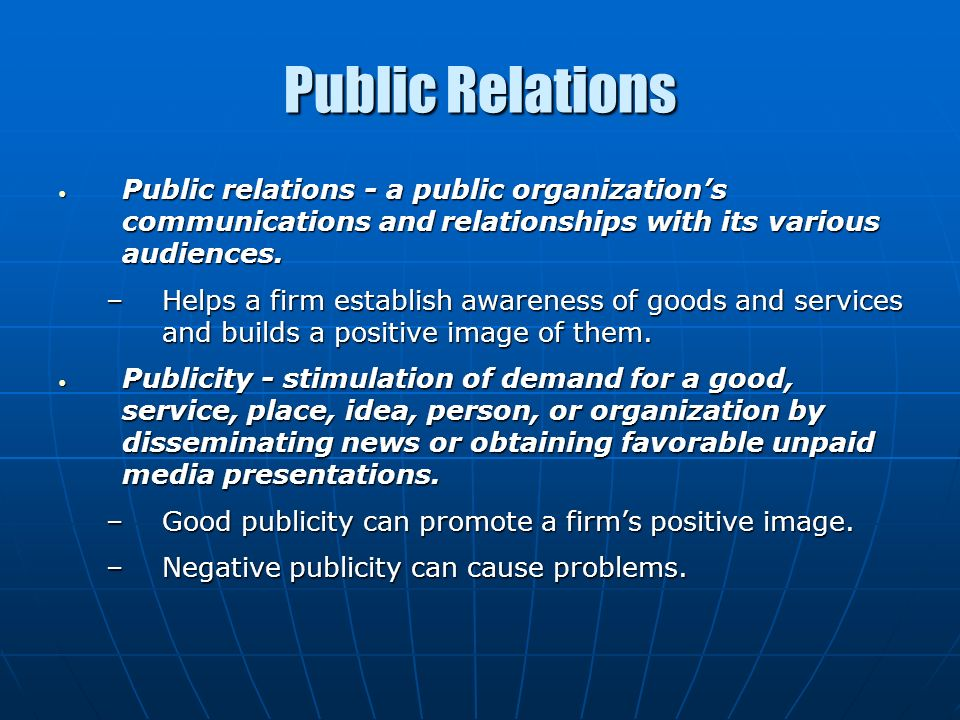 positive and negative publicity strategies Attend this invaluable webinar to learn strategies your nonprofit can use to protect its image and fend off negative publicity.