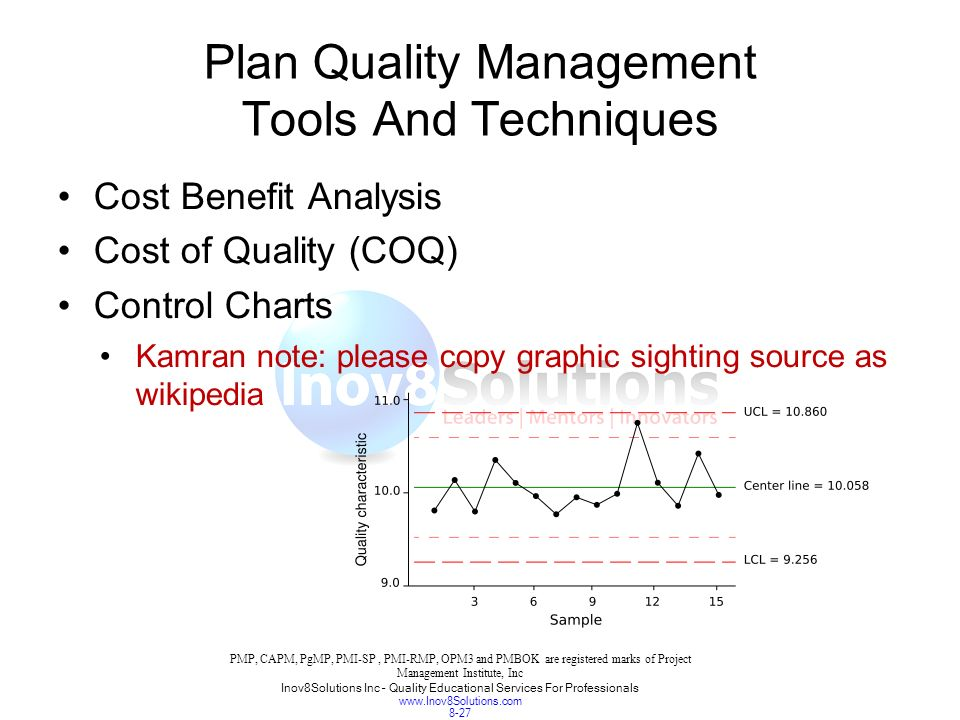quality management tools and techniques Quality tools & techniques for quality management: a single tool is a device with a clear function, and is usually applied on its own, whereas a technique has a wider application and is understood as a set of tools (mcquater et al, 1995.
