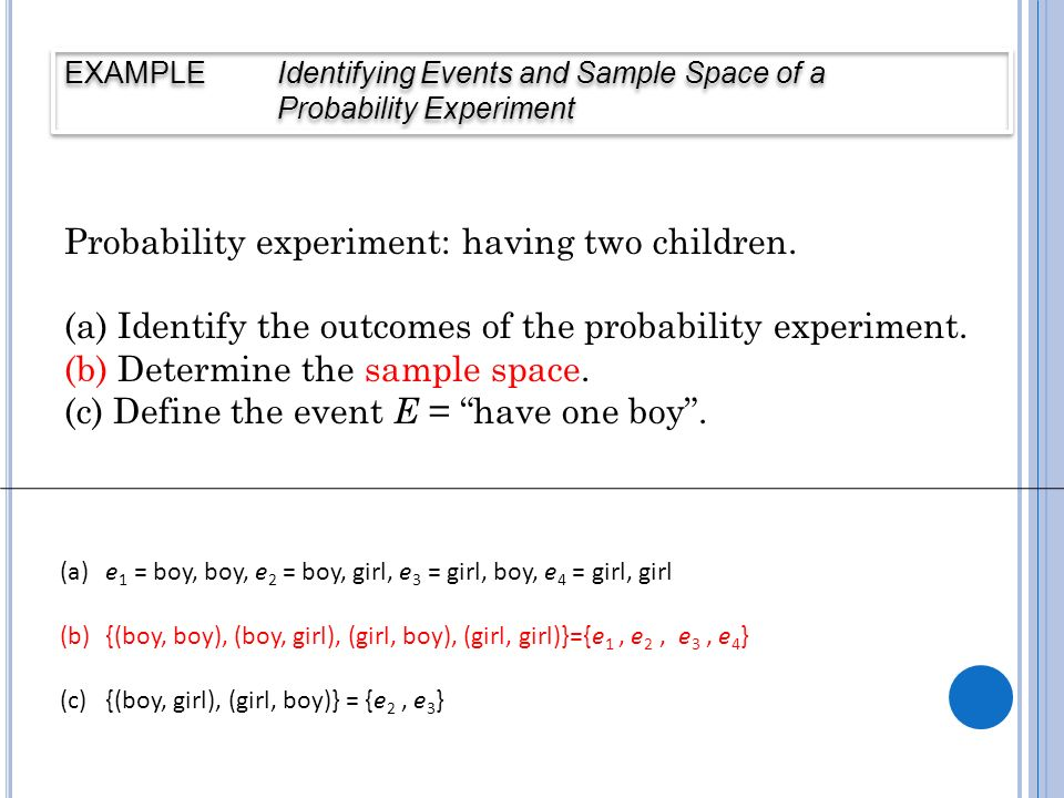 Chapter 5 Probability ( ). - ppt download