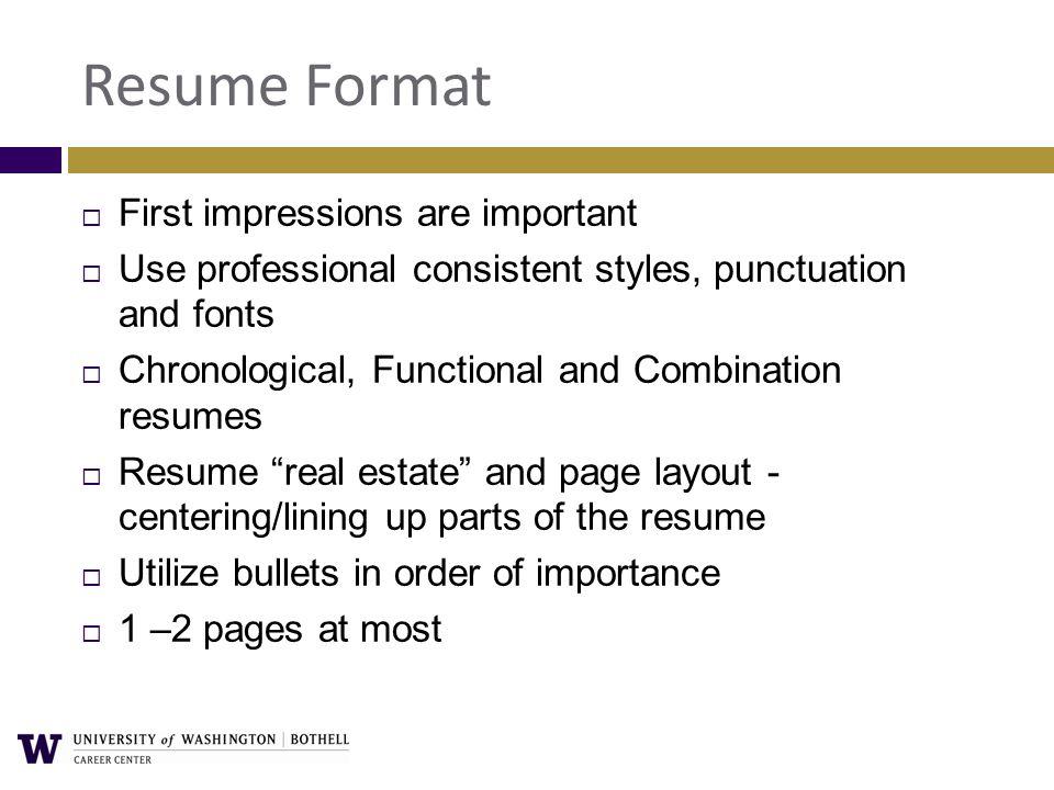 resume importance snapwit co
