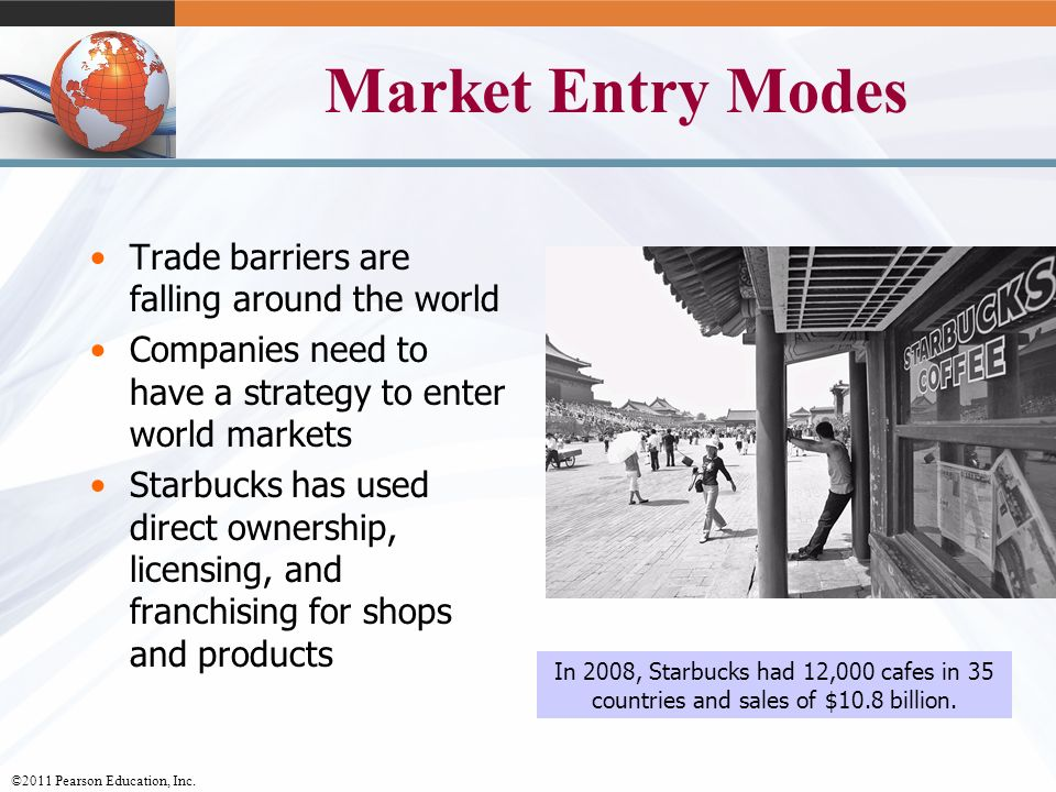 falling barriers to trade and investment How do the changing technology and the falling barriers to trade and investment reflect the success of this company how does the company show corporate.