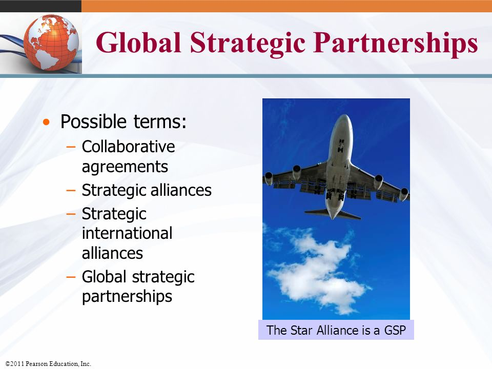 global strategic alliances Understanding the benefits and challenges of strategic alliances allow an organization to reach expert with more than 20 years of global and.