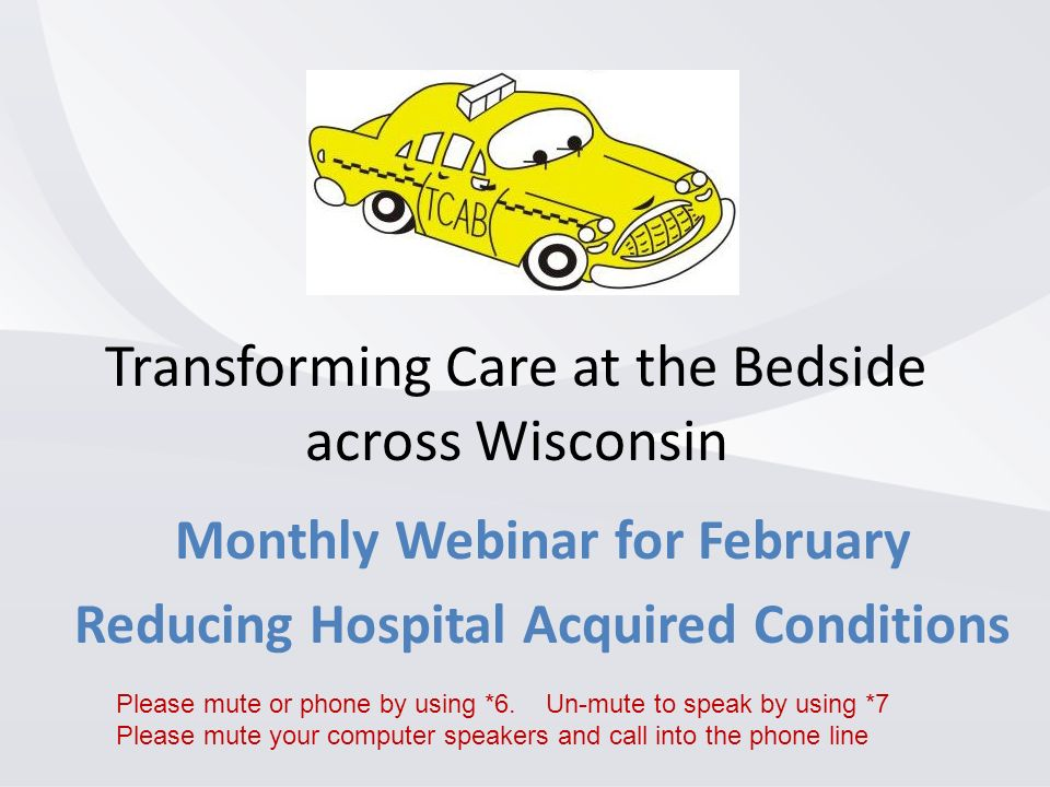 transforming care at the bedside Real-time reporting of small operational failures in nursing care  for  instance, the transforming care at the bedside (tcab) initiative.