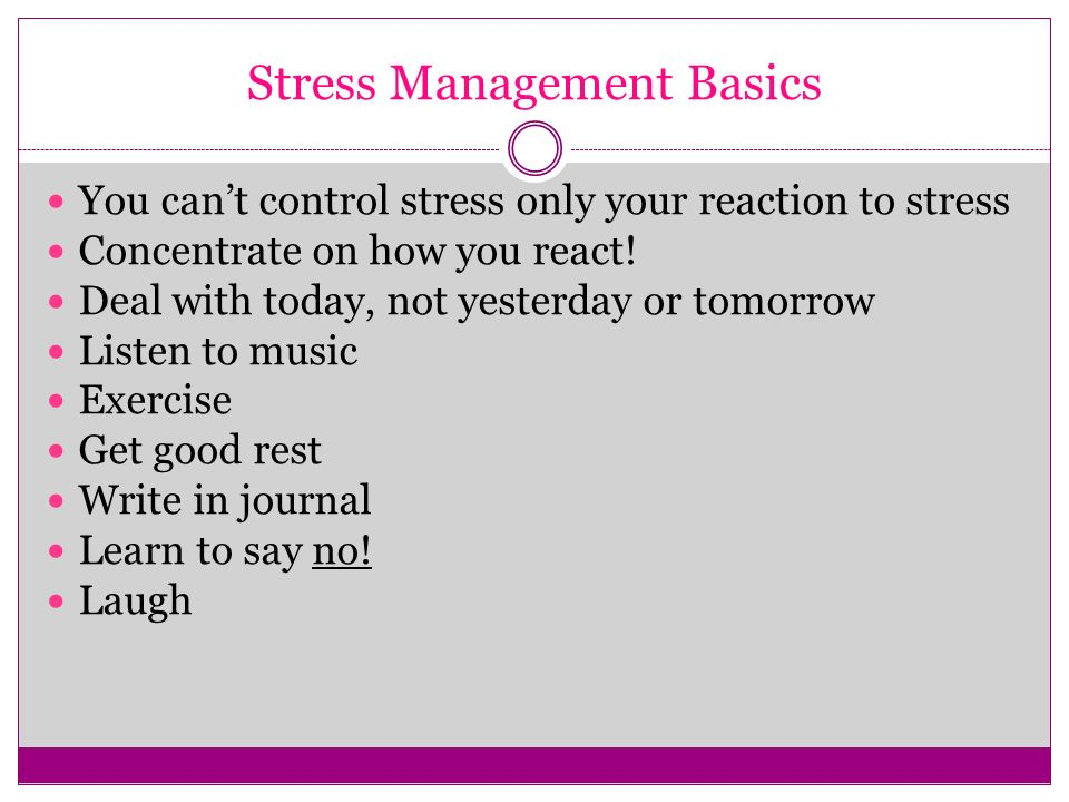 stress management with a stress journal International journal of yoga therapy — no 10 (2000) 11 stress management through yoga ellen serber abstract stress is a common condition, a response to a physi.