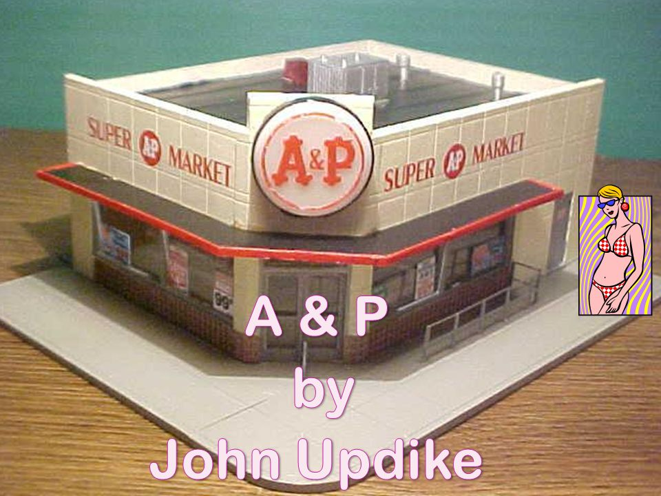 an analysis of a p by john updike An analysis of ex-basketball player shows that john updike does an effective job of conveying the possible consequences of failing to acquire valuable skills and.