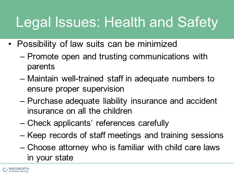 legal aspects of health care Legal aspects of nursing prepared by: john j  - occurs when the person is not allowed to leave a health care facility when there is no legal justification to.