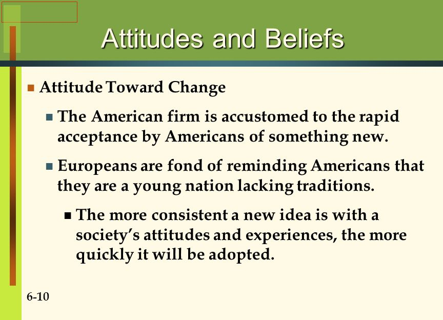 the attitudes and beliefs of latina Did you know that bjpsych advances articles are translated into other languages differences in attitudes and beliefs of asian and white british families.
