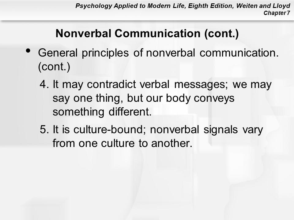 principles of verbal messages Principles of verbal communication 7 language as a communication barrier 8  start – message emphasis challenge 13 tasks – message emphasis challenge 14.