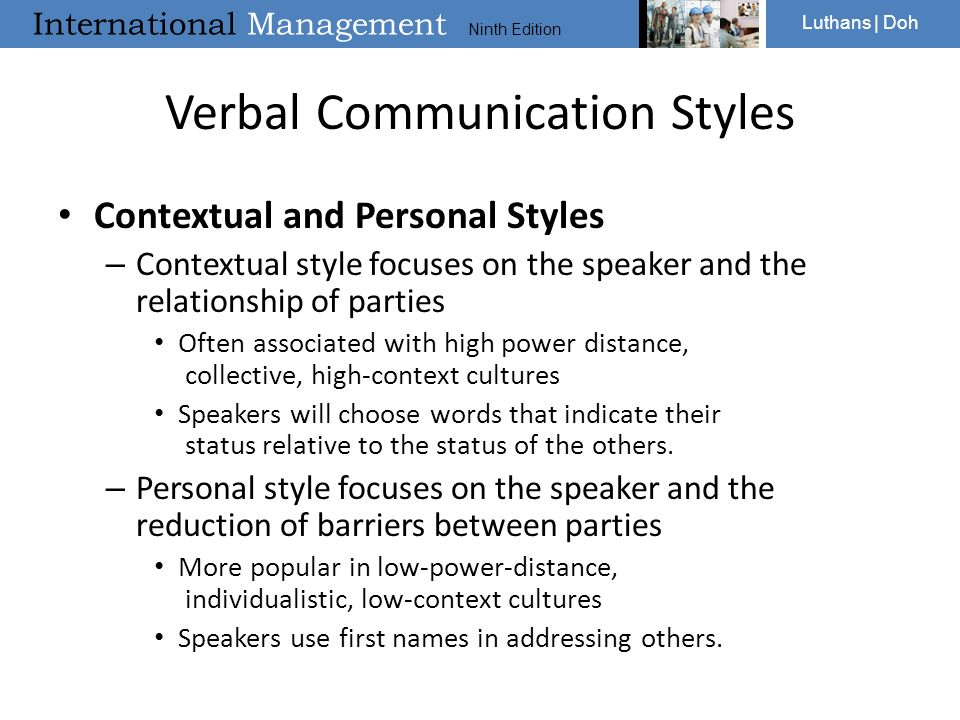 Cross Cultural Communication And Negotiation Ppt Video Online Download