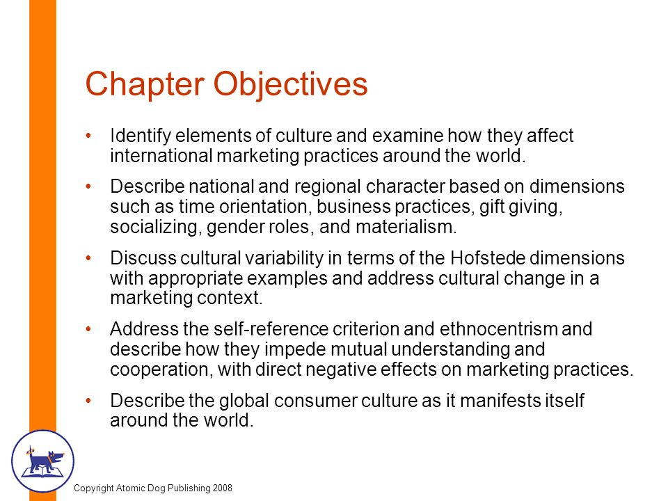 International Marketing and Culture