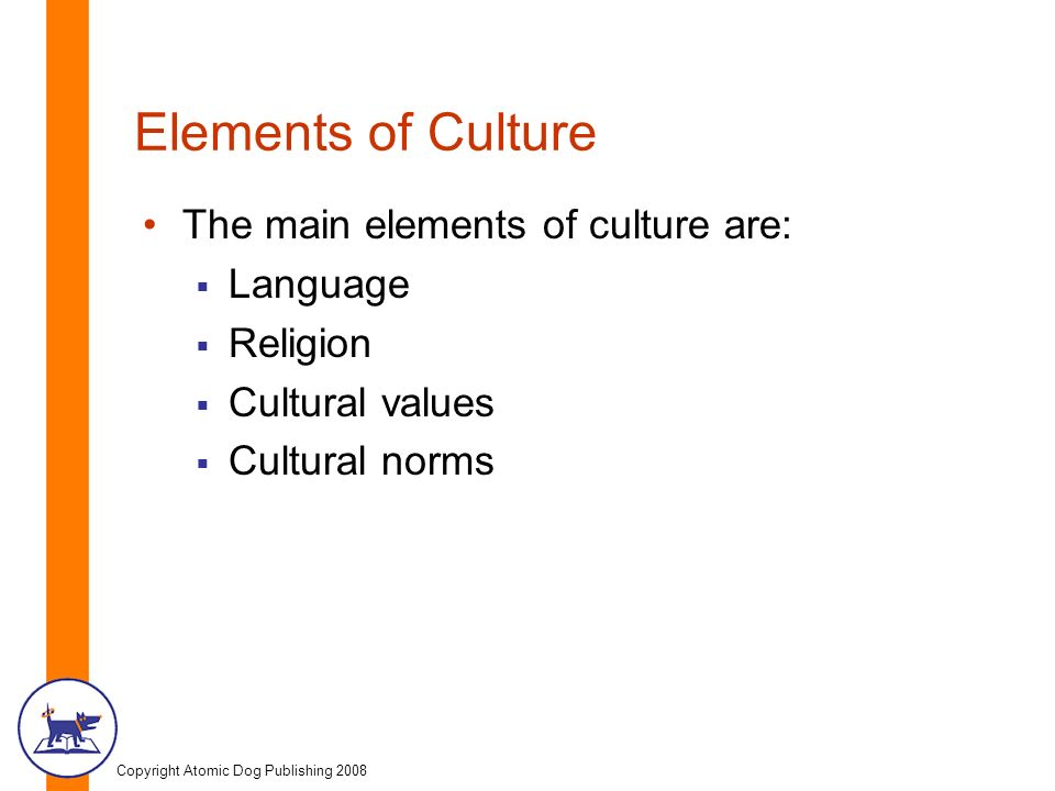 main components of culture Main menu home organization development leadership development these are visible components of culture is stable but demands efficiency, the control structural can be either horizontal & hierarchical the organizational culture is competitive and demanding.