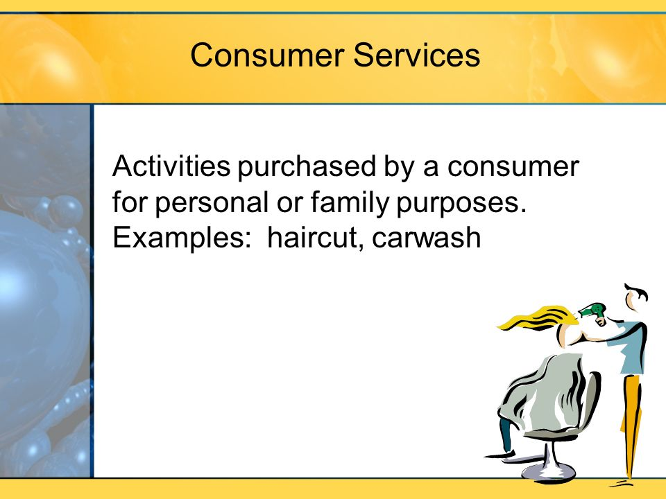 products and services for consumers Conformity assessment provides assurance to consumers by increasing  consumer confidence when personnel, products, systems, processes, or services  are.