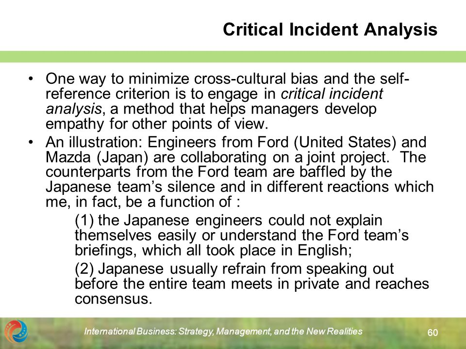 An analysis of the japanese management