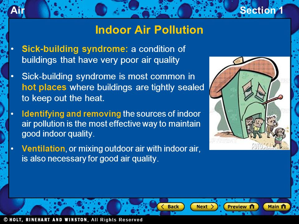 Section 1: What Cause Air Pollution? - ppt video online download