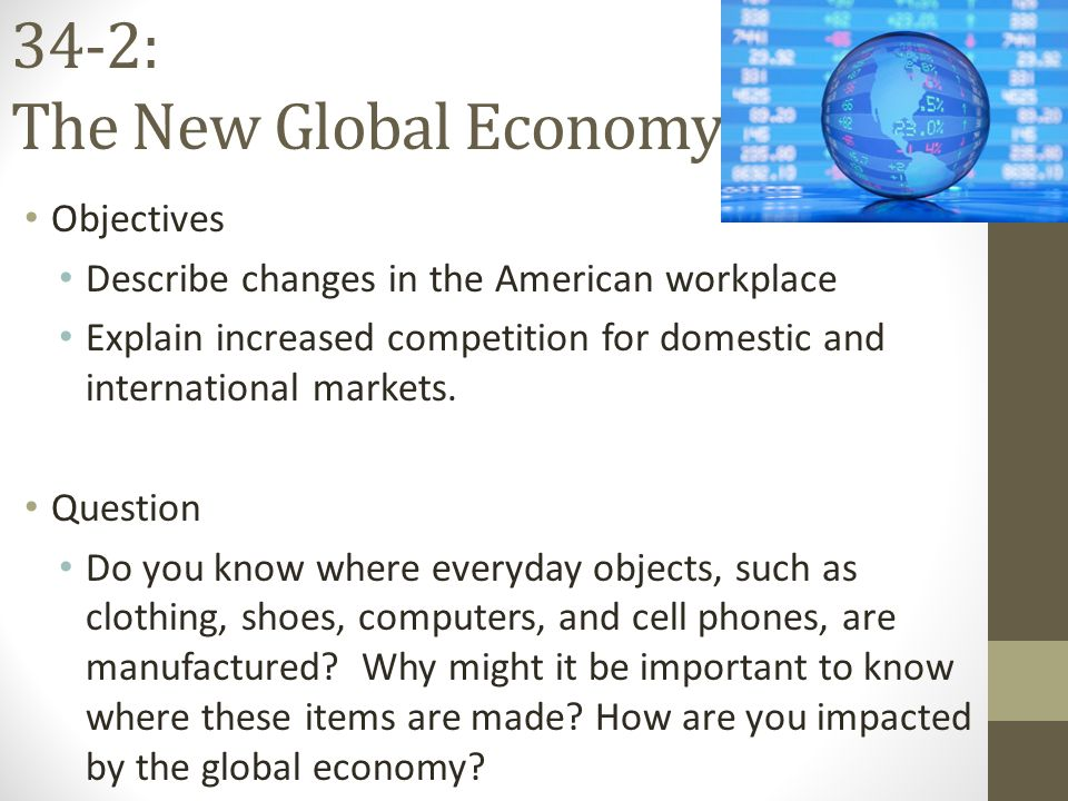 explain why the american economy expanded In-depth review of american economic history meaning vision and the american economy began its transition role within the economy expanded still.