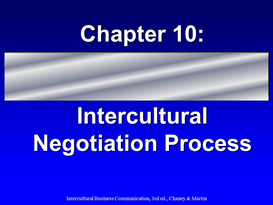 intercultural negotiation 6 elements that are critical to intercultural negotiation intercultural negotiations could result in misunderstandings and miscommunication if you don't study and assess negotiating behaviors here's what you need to know.
