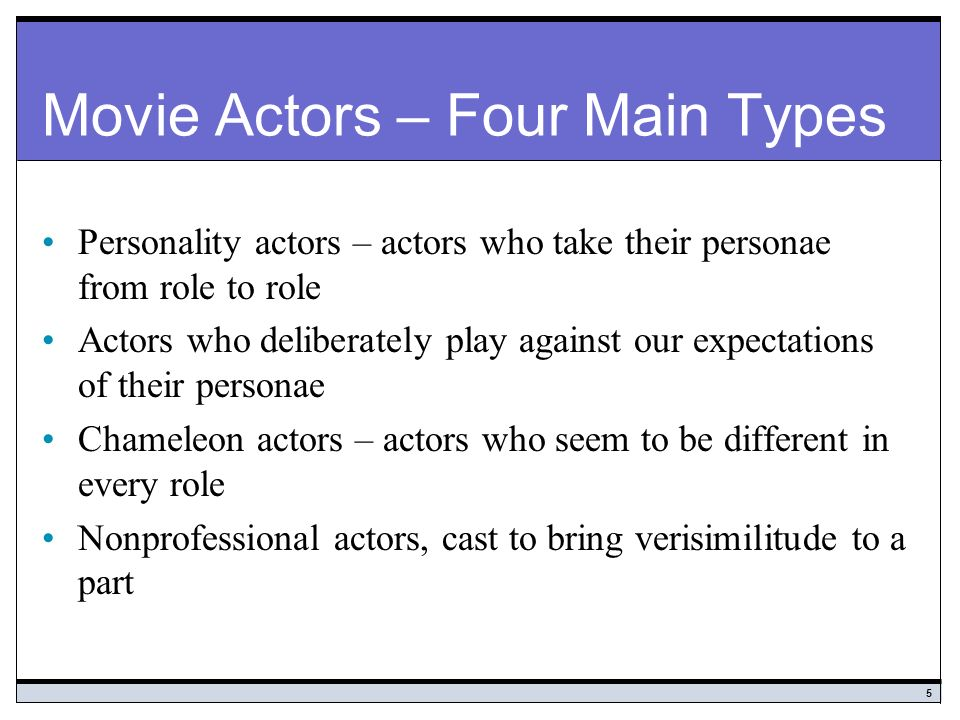 chapter seven acting ppt video online download