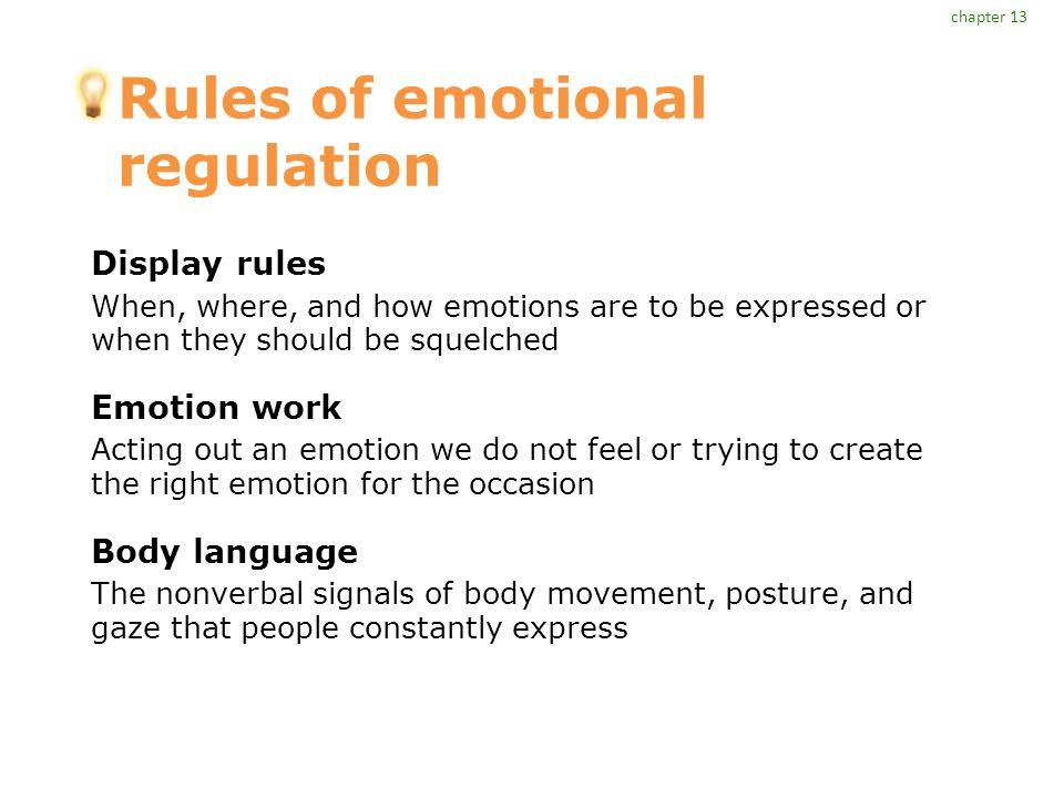 what is emotional regulation pdf
