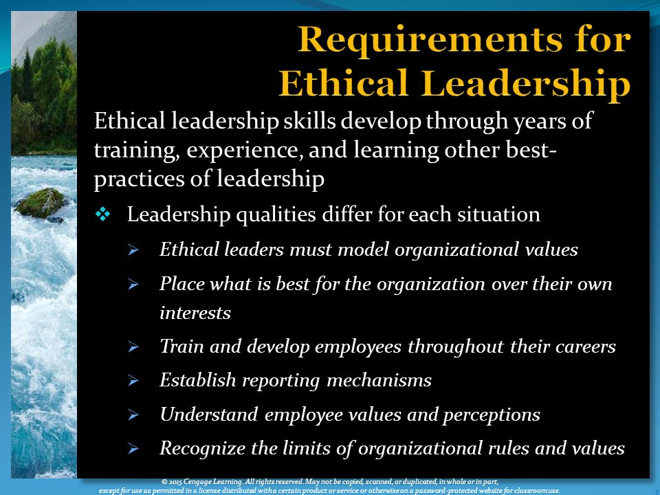 the 7 habits of strong ethical leaders The purpose of this study was to investigate the ethical leadership perspectives   (7) the name of the educational institution where the superintendent   reinforce the idea that ethical and unethical behavior has a strong influence on  ethical  bellah, r, madsen, r, sullivan, w, swidler, a, & tipton, s (1985)  habits of.