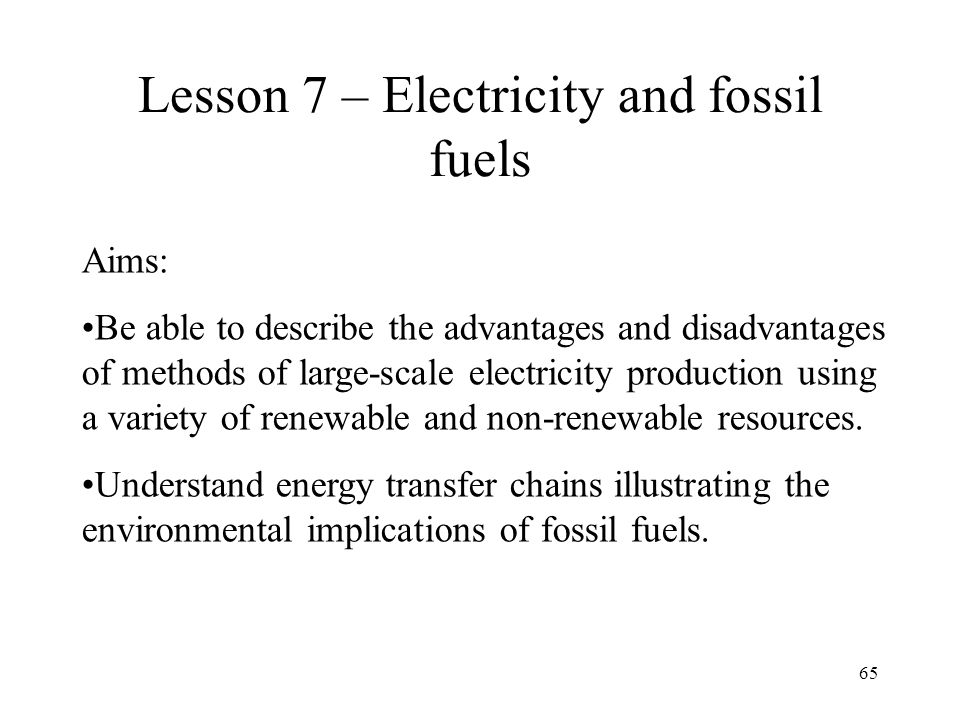 fossil fuels advantages and disadvantages essay