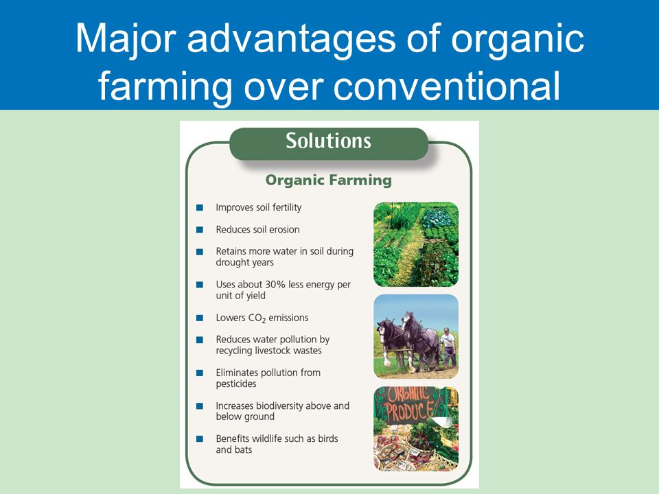 the advantages of farming over hunting Current category » farming systems & sustainable agriculture advantages and disadvantages of specialized farming advantages: 1 better use of land: more profitable to grow crops on land best suited to it eg jute growing or cultivation on swampy land in west bengal.