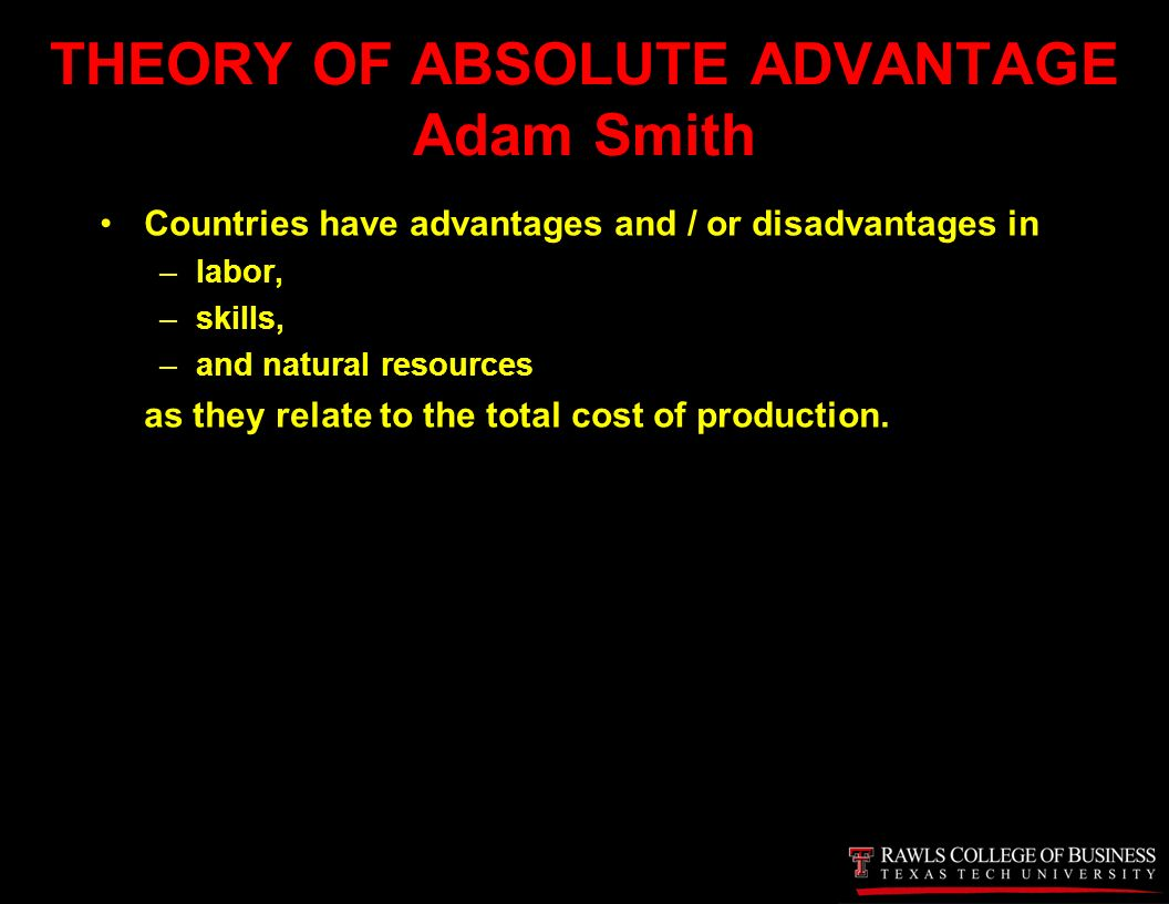 absolute poverty advantages and disadvantages It is a measurement of absolute poverty, which is the most common way in which people visualise poverty in other words looking at what level of income is needed to provide a nutritionally adequate diet and other necessities of life.